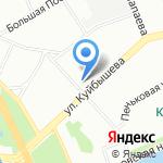 Белорусский продукт на карте Санкт-Петербурга