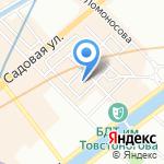 AP Gym на карте Санкт-Петербурга