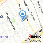 Old School на карте Санкт-Петербурга