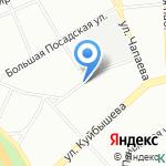 BOUQUET на карте Санкт-Петербурга