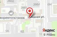 Схема проезда до компании Мир Без Границ в Санкт-Петербурге