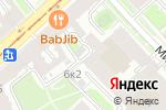 Схема проезда до компании МФЗ-Сервис в Санкт-Петербурге
