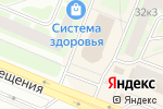 Схема проезда до компании RIKIDOM в Санкт-Петербурге