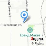 Техно Дом на карте Санкт-Петербурга