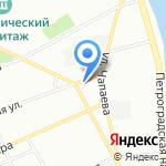 First coffee на карте Санкт-Петербурга