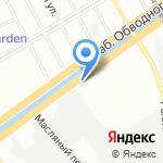 Мобильные Выставочные Технологии на карте Санкт-Петербурга