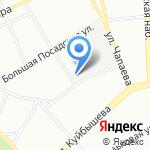 Академия навигации и управления движением на карте Санкт-Петербурга