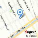 Общественная приемная депутата Законодательного собрания г. Санкт-Петербурга Мартыненко В.Е. на карте Санкт-Петербурга