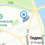 Городская стоматологическая поликлиника №33 на карте Санкт-Петербурга