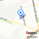 КСЕНИЯ на карте Санкт-Петербурга