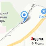 Экофлоринг Северо-Запад на карте Санкт-Петербурга