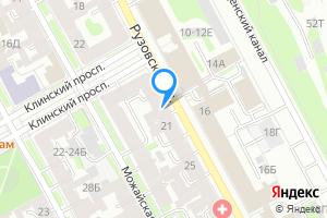 Комната в пятикомнатной квартире в Санкт-Петербурге Рузовская ул., 19