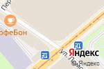 Схема проезда до компании Пуговка в Санкт-Петербурге