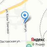 Сотос-М на карте Санкт-Петербурга