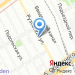 Рентмоторс на карте Санкт-Петербурга