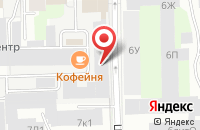 Схема проезда до компании Магазин автозапчастей в Новом