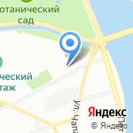 PLAYPOOL на карте Санкт-Петербурга