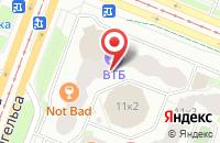 Схема проезда до компании Общий центр финансового обслуживания - СПб в Санкт-Петербурге