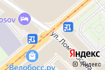 Схема проезда до компании Дубай в Санкт-Петербурге