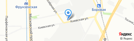 Елисеев и Компаньоны на карте Санкт-Петербурга