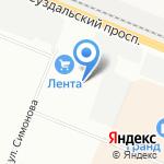 ЭМАЛЬ-СПБ на карте Санкт-Петербурга