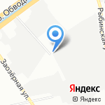 Эластис на карте Санкт-Петербурга