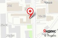 Схема проезда до компании Красная Шапка в Санкт-Петербурге