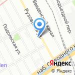 ВитаКром на карте Санкт-Петербурга