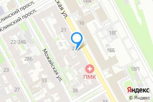 Снять студию в Санкт-Петербурге Рузовская ул., 25