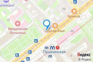 Комната в четырехкомнатной квартире в Санкт-Петербурге м. Пушкинская, Загородный проспект, 45А