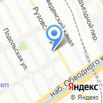 Первая мануальная клиника на карте Санкт-Петербурга