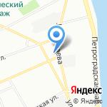 Лицей №82 с дошкольным отделением на карте Санкт-Петербурга