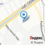 Maxi Motors на карте Санкт-Петербурга