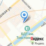 Хозяйственный рай на карте Санкт-Петербурга