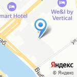 Промстройсервис на карте Санкт-Петербурга