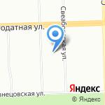СВЯЗЬ-безопасность на карте Санкт-Петербурга