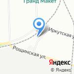 ТК-РУССТРАНСПОРТ на карте Санкт-Петербурга