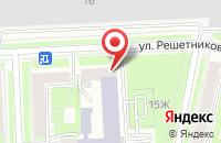 Схема проезда до компании Эльф Принт в Санкт-Петербурге