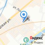 Юй на карте Санкт-Петербурга