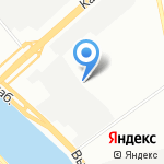 Стройметаллкомплект-плюс на карте Санкт-Петербурга