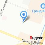 BENEDICT SCHOOL на карте Санкт-Петербурга