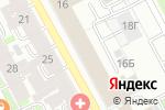 Схема проезда до компании Бизнес-Процессинг в Санкт-Петербурге