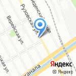 Алди-имидж на карте Санкт-Петербурга