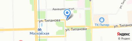 Академия кукол на карте Санкт-Петербурга