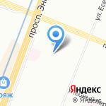 Неотложка на карте Санкт-Петербурга