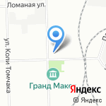 Керамистам.ру на карте Санкт-Петербурга