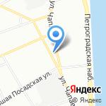 Oniscar на карте Санкт-Петербурга