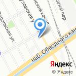 Технологии модернизации на карте Санкт-Петербурга