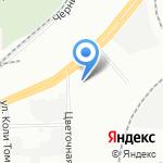 Альянс-Строй на карте Санкт-Петербурга