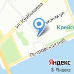 Экосистема на карте Санкт-Петербурга